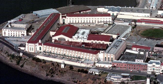 Resultado de imagen de prisión de san quintín