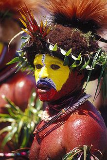 nativo papua